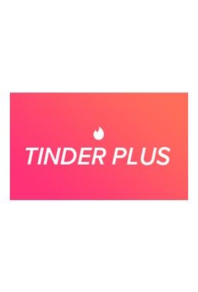 Tinder Plus 12 Ay