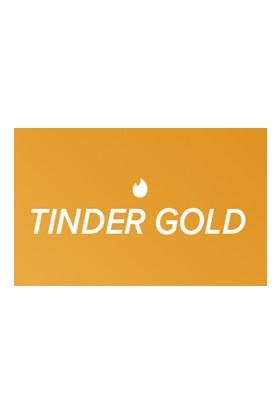 Tinder Gold 1 Ay