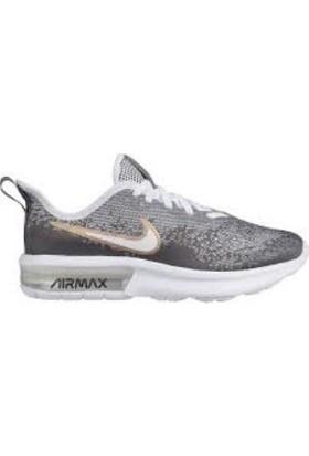 Nike Air Max Sequent 4 Ep (Gs) Gri Günlük Spor Ayakkabı