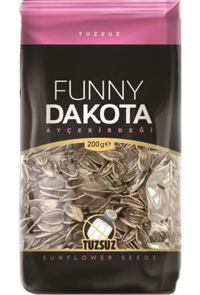 Funny Nuts Dakota Ay Çekirdeği Tuzsuz 5'li x 200 gr