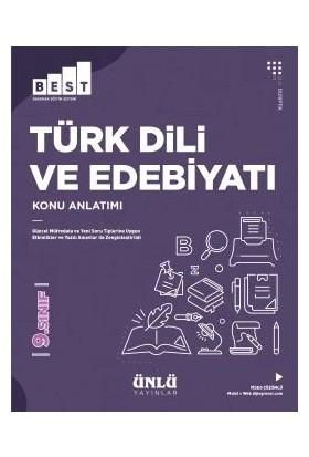 Ünlü 9.Sınıf Best Türk Dili Ve Edebiyatı Konu Anlatım