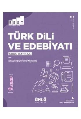 Ünlü 9.Sınıf Best Türk Dili Ve Edebiyatı Soru Bankası
