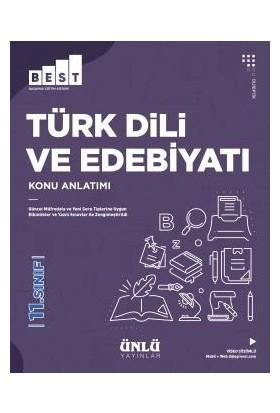 Ünlü 11. Sınıf Best Türk Dili Ve Edebiyatı Konu Anlatım