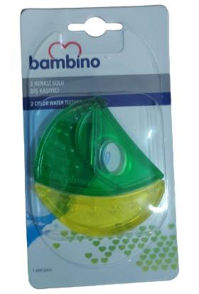 Bambino 2 Renkli Sulu Diş Kaşıyıcı P0656