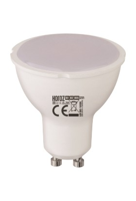 Horoz Plus LED Ampul GU10 4200K 5 W
