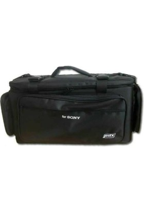 Pdx Sony Video Kamera Çantası Büyük Boy Çanta 50 x 25 x 25 cm