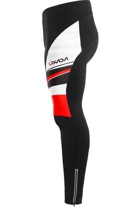 Lixada Erkek Kış Termal Polar Bisiklet Giyim Seti Uzun