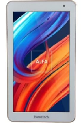 "Hometech Alfa 7RA 16GB 7"" Gold Tablet"
