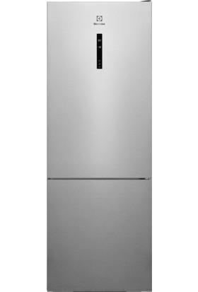 Electrolux LNT7ME46X2 TwinTech 510 lt No-Frost Buzdolabı Inox