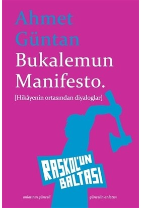 Bukalemun Manifesto - Ahmet Güntan