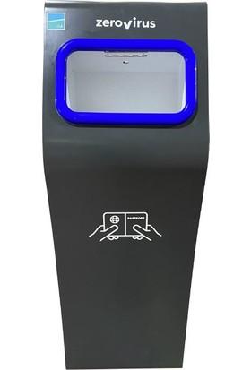 Mertgroup Pasaport Kontrol Dezenfektan Ünitesi m009