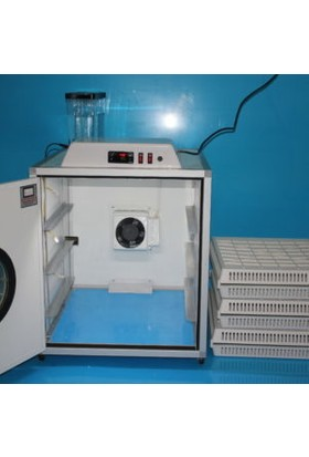 Elif Full Otomatik 100 Lu Kaz Kulucka Makinası