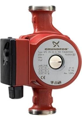 Grundfos Ups32-80 N 180 1X230V 50Hz 9H