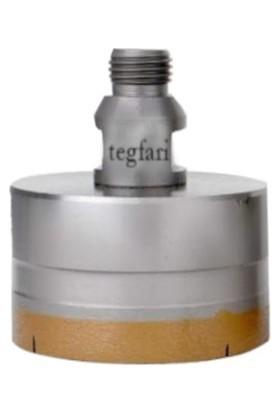Tegfari 100 mm Cam Delme Matkap Ucu Elmas