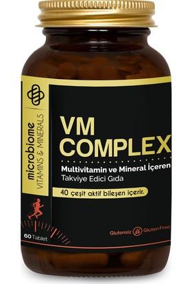 Microbiome Vm Complex 60 Tablet