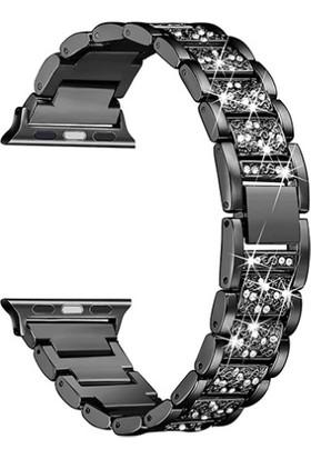 Hualimei Apple Watch 38/40mm Kordon Siyah
