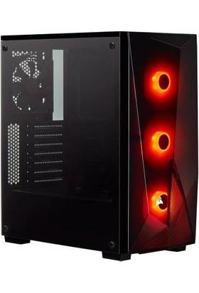 Corsair Carbide Spec-Delta 650W RGB ATX Midi Tower Bilgisayar Kasası