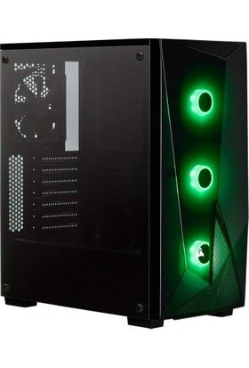 Corsair Carbide Spec-Delta 650W RGB ATX Midi Tower Bilgisayar Kasası