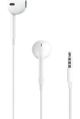 Rosstech Apple iPhone 5g - 5s - 6g - 6s- 6 Plus- 6s Plus Uyumlu 3,5 mm Jacklı Earpods Kulaklık