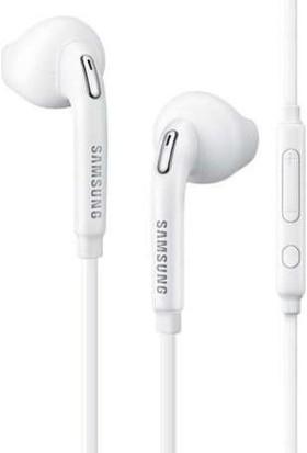 Rosstech Samsung Note 5 - S7 - IG935 Mikrofonlu Kulakiçi Kulaklık - Beyaz