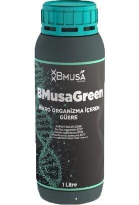 Bmusa Green Mikrobiyal Gübre