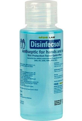 Disinfecsol El ve Cilt Dezenfektanı 100 ml