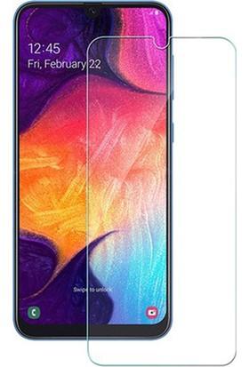Esepetim Samsung Galaxy A10S Cam Ekran Koruyucu Tam Koruma Temperli