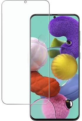 Esepetim Samsung Galaxy A51 Cam Ekran Koruyucu Tam Koruma Temperli
