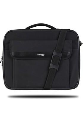 Classone G1600 15.6 inç Notebook El Çantası-Siyah