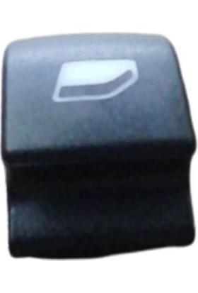 Otozet Peugeot 307 Cam Açma Tuşu Cam Düğmesi 6554.KT 6554.KS