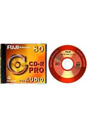 Fujifilm Cd-R Audio Pro 80M - 10 Adet