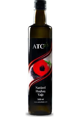 Atc Vital Natürel Haşhaş Yağı 500 ml