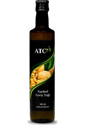 Atc Vital Natürel Ceviz Yağı 500 ml