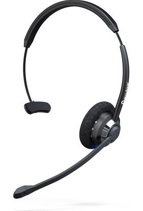 Accutone Çağrı Merkezi Kulaklığı - Bluetooth/Mono (BTM-310MKII)