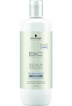 Schwarzkopf Bonacure Derin Temizleme Şampuanı 1000 ml