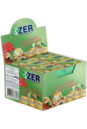 Zer Sebzeli Bulyon Tablet 2'li x 30 Kutu