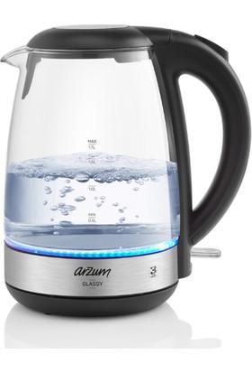 Arzum AR3071 Glassy Su Isıtıcısı - Cam