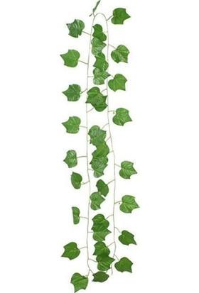 Bimbambom Yapay Sarmaşık Üçgen Yaprak (12 Adet/dal) 230 Cm, Yapay Asma Yaprağı