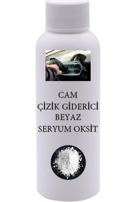 Ege Araba Camı Oto Cam Çizik Giderici Beyaz Seryum Oksit 25 gr