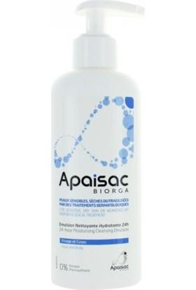Apaisac Biorga Cleansing Cream 400 ml