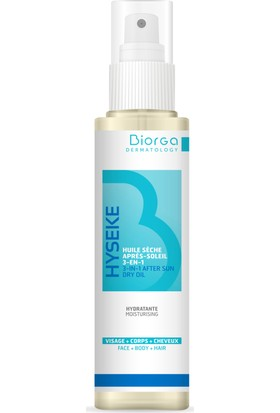 Apaisac Biorga Hyseke Biorga 3-In-1 After Sun Dry Oil 100 ml