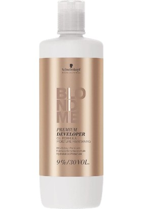 Schwarzkopf Premium Blond Me Oksidan %9 30 Vol 1000 ml