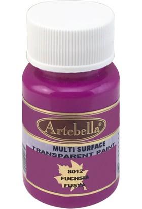 Artebella Transparan Boya 50 cc Fuşya