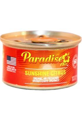 Paradise Air Sunshine Cıtrus Oto Koku