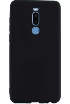 Kaltel Gsm Meizu Note 8 Mat Premier Silikon Kılıf - Siyah