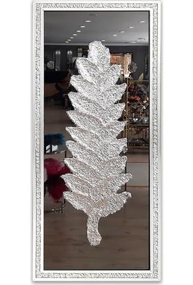 Almira Gümüş Füme Ayna