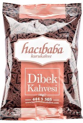 Hacıbaba Kurukahve Dibek Kahvesi 100 gr