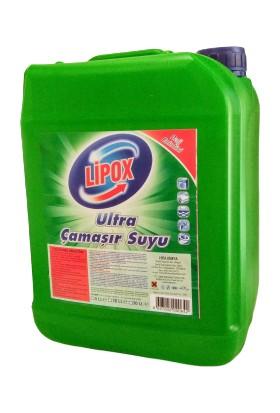 Lipox Ultra Yoğun Çamaşır Suyu Dağ Esintisi 5 Lt