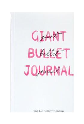 Pulp Giant Bullet Journal A5 Noktalı Defter