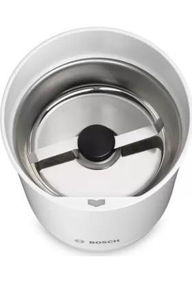 Bosch TSM6A011W Kahve Değirmeni ve Öğütücü Beyaz